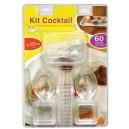 Kit cocktail 60 pièces