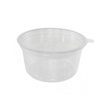 Pots ronds en PET 116x35