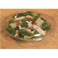 Sachet de 50 bols salade charnière 250 ml