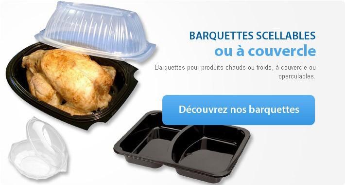 Barquettes